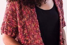 knitted cardikin