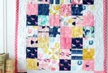 Patchwork----Doll Quilts