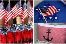 For the Red White and Blue / by Jen Anderson