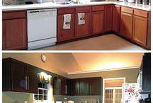 Kitchen redo projekt
