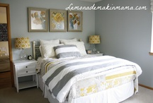 Master Bedroom / by Anita Herzing