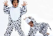 Kid Animal Onesies Kigurumi
