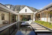 Beach houses in South Africa
