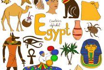 egyiptom lapbook