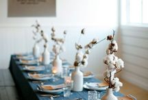 // table settings and decorations