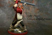 Banner Saga Warbands
