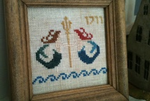 Cross That Stitch / by Lelah Bridgforth