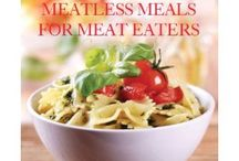 Meatless Monday Meals and Vegetarian Recipes / Vegetarian Recipes and Meatless Meal Ideas to help you plan dinners without using meat.
