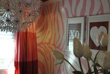 Wall decor / by Angela Tam