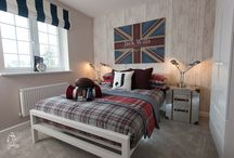 Rockbeare Briar, Rockbeare, Devon / With a total of 19 stunning properties, Rockbear Briar offers a mix of 3 and 4 bedroom homes, designed in six different styles. The homes enjoy a mix of finishes in keeping with the village.