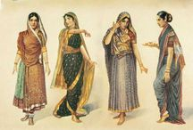 hindi cloth