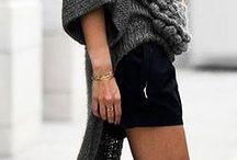 Kötött pulcsik