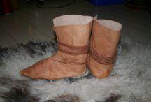 Viking> sko (bilder & mønster)