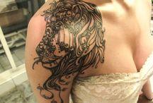 Tattoo Inspiration / Best tattoos for girls