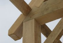 dřevo vazba