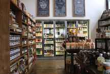 Food Shops / by Rebecca Ffrench