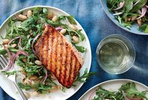 Weekly meal plan / Inspiration for my lovely customers.  www.kimsalmon.juiceplus.com