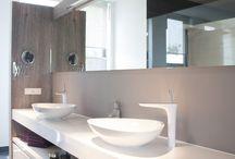 Badkamers / Maatwerk badkamers