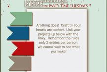 party time tuesdays weekly challenges