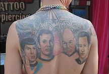 tattoos / by Barbara Paxson