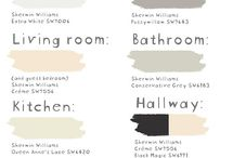 Color Me Happy: Paints & Pallets / Color Ideas & Inspirations / by Tiffany Zimmerman
