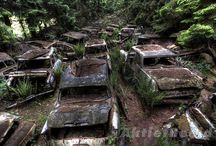 Abandon Car Cemetery
