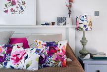 Quartos floridos - Flower Bedroom