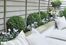 Outdoor Rooms / Inspiration for outdoor living