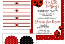 Party - Lady Bug Ideas