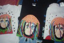playeras pintadas a mano / Playera pintada a mano de uno de los atractivos de Chiapas en Chiapa de corzo