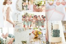 Spring 2012 Wedding Wish  / This is an inspiration board available for anyone!  I think would be a beautiful wedding that will encompass the past, present and future.