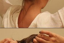 Toplu saçlar