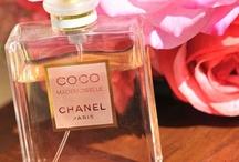 Heaven smells like...