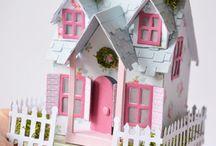 House paper 3D - Domek