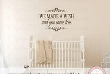 Baby Boy Nursery / by Jasmine Sagum
