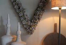 Woon decoratie / Woon decoratie