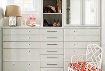home design // closet