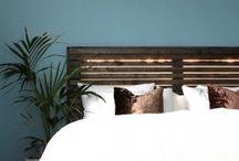 Bedroom / Bedroom , soverom , interiør , interior , nordic home , living , inspo
