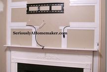 Home projects for hubby to do ;) / Projects that would be fun to do eventually / by Beth Boyer