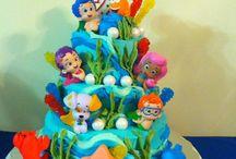 Bubble Guppies Birthday ideas