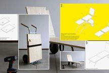 Furniture / Easy DIY furniture ideas