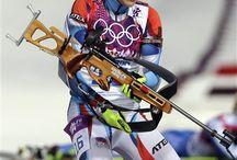 Biathlon / Sport