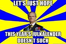 svensk humor