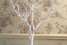 Wishing Tree in Wedding Decorations