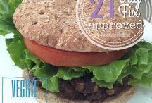 Vegan 21 day fix recipes / Recipes