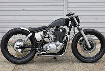 Yamaha SR / by adrian
