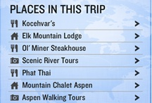 TRAVEL: USA / Travel spots within the 50 states