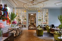 Hotels, Bars, Restaurants and other cool places