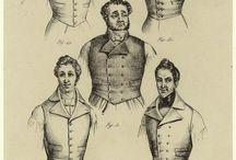 1830s men's fashion