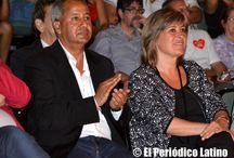 Presentación de la candidatura del politólogo Ernesto Carrión